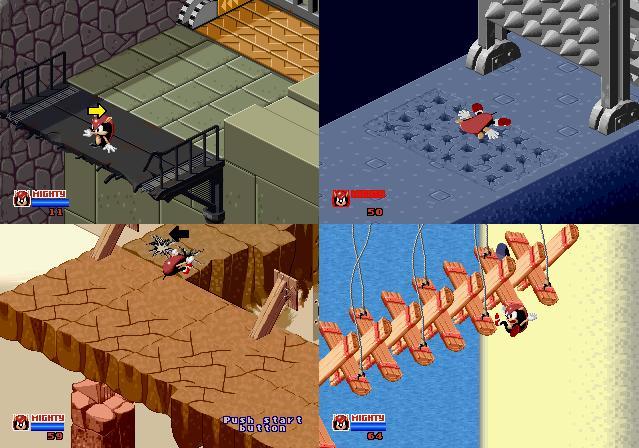 Knuckleschaotix net - Games Knuckles Chaotix, Sonic the Fighters